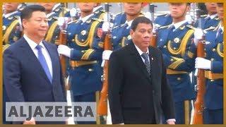 🇵🇭Philippines loan talks: Xi Jinping to visit Manila this week l Al Jazeera English - ALJAZEERAENGLISH