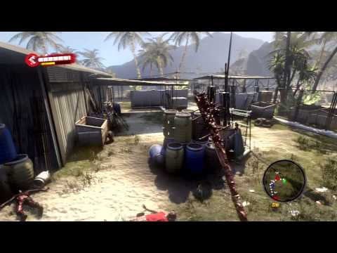 Dead Island: Ending of Act 1 - Only the Strong Survive - Walkthrough Part 19 (Gameplay &amp; Commentary)