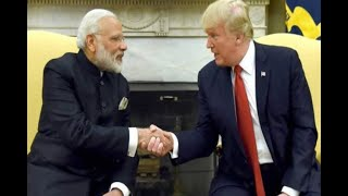 In Graphics: Trump and Modi has strong ties says the United States of America - ABPNEWSTV