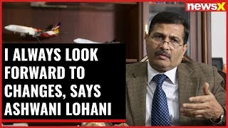 Building India Conclave: I always look forward to changes, says Ashwani Lohani - NEWSXLIVE