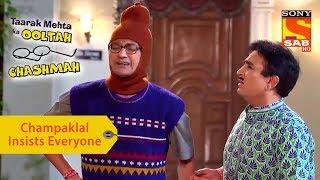 Your Favorite Character | Champaklal Insists Everyone | Taarak Mehta Ka Ooltah Chashmah - SABTV