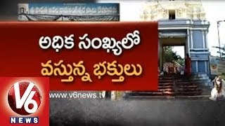 CheruvuGattu Mallanna - Temple Incharges Take Lot Of Money From People - V6NEWSTELUGU