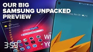 Galaxy S10 and more: Our big Samsung Unpacked preview (The 3:59, Ep. 522) - CNETTV