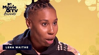 Lena Waithe Accepts Trailblazer Award | 2018 MTV Movie & TV Awards - MTV