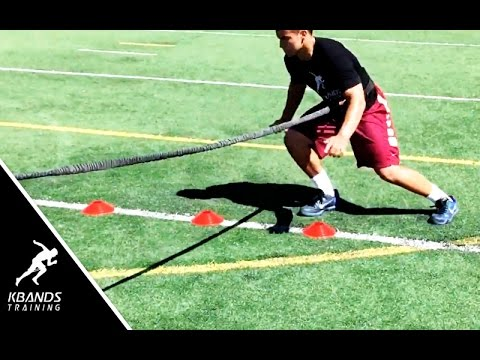 Quick Hip Flexor and Sprinting Drill | RSC Response Drill For Reaction Time | How To Run Faster