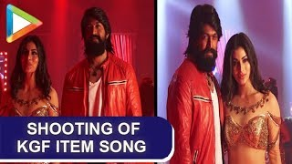 KGF Chapter 1 New Song Shooting | Yash | Mouni Roy | Kolar Gold Field - HUNGAMA