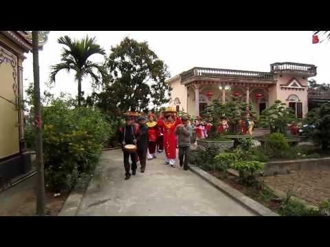Phong tục Việt Nam - Lễ tế tổ - Tế tổ họ Cao Minh Chính, Giao Phong, Giao Thủy,  Nam Định 21 02 20