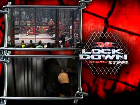 Lethal Lockdown 2009: Team Jarrett vs. Team Angle