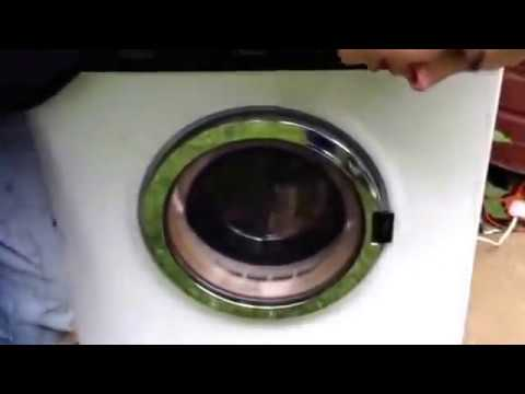 Indesit TD5 tumble dryer