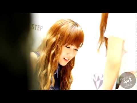 [Fancam] 120526 SNSD Jessica @ Coming Step Fansign Event -swwoJZDG5rM