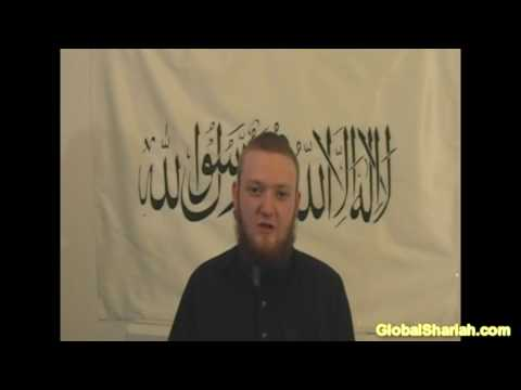 Former Heavy Metal Muscian becomes an Islamist!! From Ben to Ihsan - Revert Story to Islam