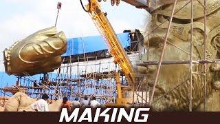 Baahubali The Conclusion Making | Prabhas | Rana | Anushka | Tamanna | TFPC - TFPC