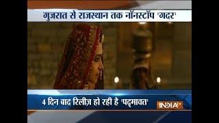 Gujarat theatre owners refuse to screen 'Padmaavat' despite Supreme Court nod - INDIATV