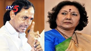Assembly Sessions On New Industrial Methods | KCR Vs Geeta Reddy : TV5 News - TV5NEWSCHANNEL