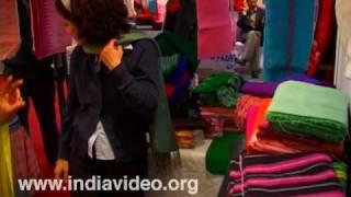 Textile Handloom Manipur, India