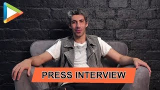 "WATCH: Jim Sarbh talk about his Upcoming Web Series ""Flip"" and his ROLE - HUNGAMA"