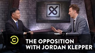Ted Lieu - The Democrats' Push to Take Back the House - The Opposition w/ Jordan Klepper - COMEDYCENTRAL