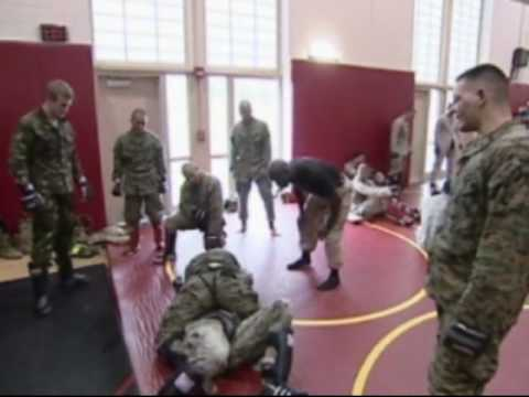 Military Combatives MMA Mixed Martial Arts - Close Combat - Part 2 - The Pentagon Channel