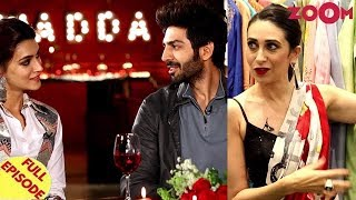 Kartik and Kriti's Valentine's Day Fun and Ideas | Karisma suggests outfits for Valentine's Day - ZOOMDEKHO
