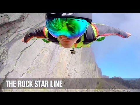 The RockStar Line Proximity Flying by Carlos Briceño