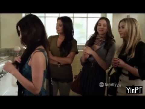 Pretty Little Liars - Funny moments part 3