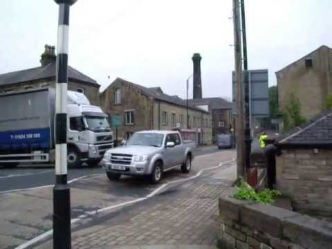 Do Lorries In Slaithwaite Have An Adequate Infrastructure?