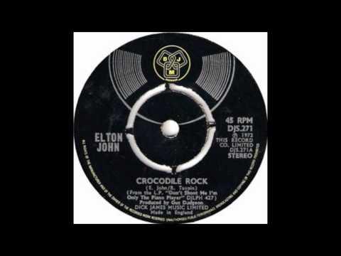 Elton John - Crocodile Rock. -syoI0RpvsbE
