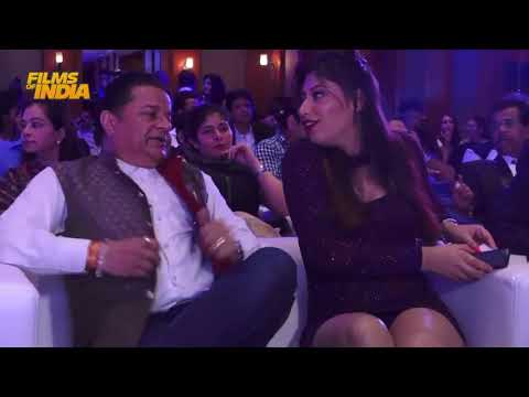 Anup Jalota, Mukesh Rishi & Others At The Press Conference Of Beauty Pagent Miss Divine Beauty