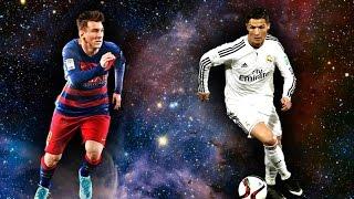 Messi y Cristiano, la misma magia