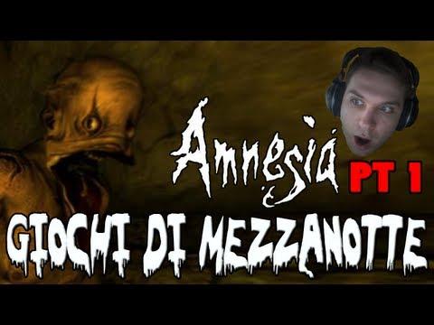 Giochi di Mezzanotte - AMNESIA: The Dark Descent (Parte 1 di 9)