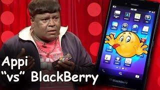 "Jabardasth Apparao ""vs"" Blackberry || Raccha Rambola Stand-up Comedy show - 22 - MALLEMALATV"