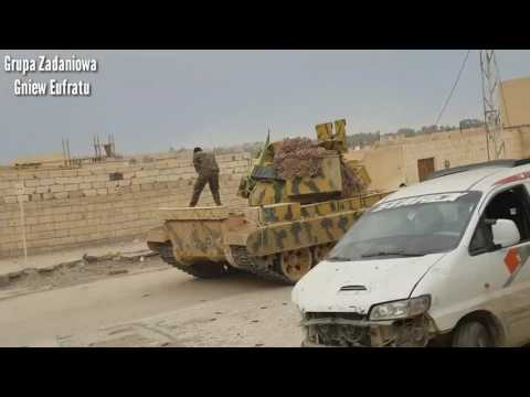 Gniew Eufratu i jego polscy członkowie na froncie z ISIS.
