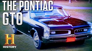 Hot Rods & Muscle Cars: How the Pontiac GTO Started the Muscle Car Craze | History - HISTORYCHANNEL