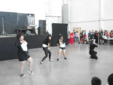 IDream (Kpop Cover Dance, Mexicali, Shinigami 2011)