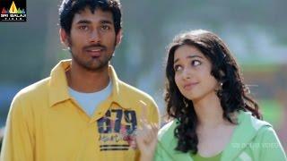 Happy Days Movie Comedy Scenes Back to Back | Telugu Comedy Scenes Latest - SRIBALAJIMOVIES
