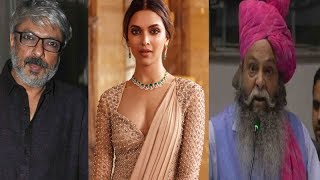 BJP issues notice to its leader for offering Rs 10 cr bounty on Deepika, Bhansali's head - TIMESOFINDIACHANNEL