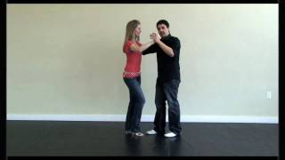 Salsa Dance Lesson Turn Pattern