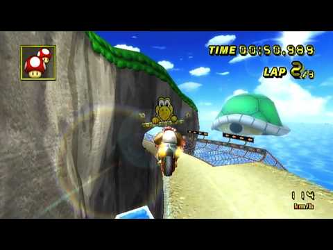 Koopa Cape - 02:20.514 (5th Regional, 8th WW)