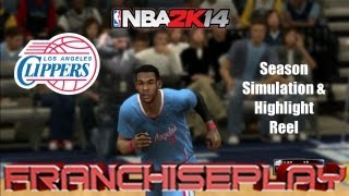 NBA 2K14 Clippers Season Preview