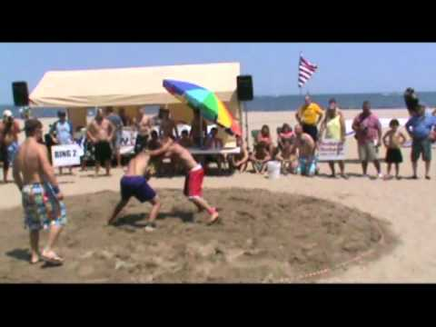 Whoifwhat: 2012 USA Beach wrestling Nationals 1