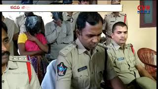 Proddatur Police Arrest 2 Thieves | 10 Tulala Gold & 1 Two Wheeler Seized | Kadapa | CVR NEWS - CVRNEWSOFFICIAL