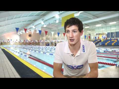 Olympics 2012 profile: Michael Jamieson, 100m and 200m breaststroke