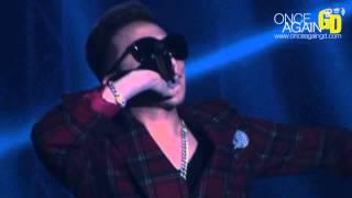 G-Dragon canto en en concierto de PSY