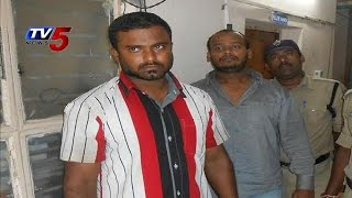 5 Cases Filed On Hyderabad Snake Gang : TV5 News - TV5NEWSCHANNEL