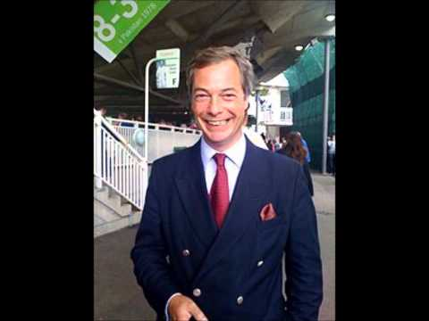 Glenn Beck praises Nigel Farage anti-EU speech, explains how/why Neo-Nazism now on rise in Europe