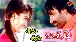 Seenu Seenu Video Song || Dubai Seenu Movie || Ravi Teja || Nayanatara || #DubaiSeenu - TELUGUONE