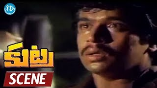 Kutra Movie Scenes - Sudakar Plans To Kill Vijayanthi Devi || Arjun, Mahalaxmi - IDREAMMOVIES