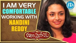 I Am Very Comfortable Working With Nandini Reddy - Malavika Nair || Talking Movies With iDream - IDREAMMOVIES