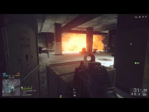 Battlefield 4 Multiplayer - PS4 1080p HDMI - Elgato Test 4