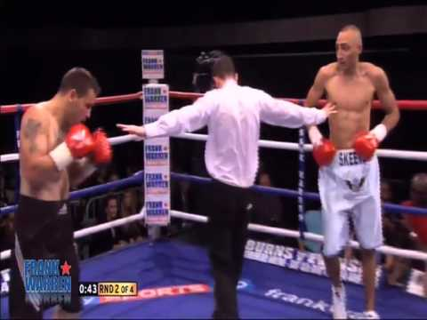 Bradley Skeete vs Billy Smith